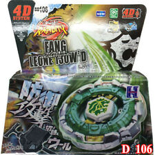 Metal Fight Beyblade BB-106 Starter Big Bang Fang Leon F:D Fusion Top Launcher T
