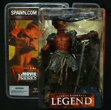 McFarlane Toys Movie Maniacs Series 5 Legend Lord of Darkness  Figure New 2002
