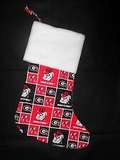 Georgia Bulldogs Christmas Stocking