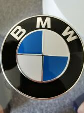 Bmw Emblem 82mm Original