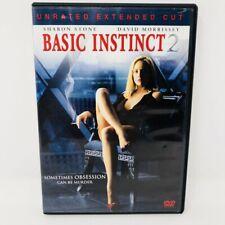 Basic Instinct 2 (DVD) Free Shipping