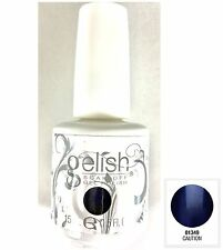 Harmony Gelish Soak Off Gel Nail Polish - Caution 0.5 oz + FREE SHIPPING