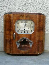 Carillon ODO 24. 11 marteaux horloge clock uhr 10 tiges