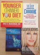 Younger And Thinner You Yeast Cookbook The Healthy Executive SuzanneSomers4Books