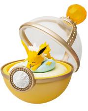 Pokemon Dreaming Case  Pikachu & Eevee Friends Jolteon Japan import Re-Ment