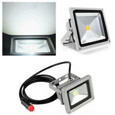 10W 12V LED Camping Light Travel Rechargeable LED Work Light White Car Charger