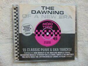 MOJO Presents The Dawning Of A New Era - Various Punk & Ska - CD - FREE POST