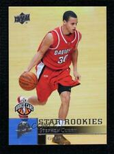 2009-10 Upper Deck Stephen Curry #234 Rookie Star Rookies RC