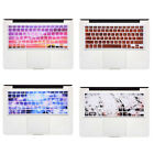Silicone Keyboard Skin Cover Film For Apple Macbook Air Pro Retina 13