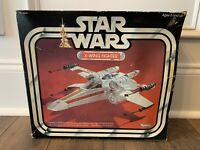 STAR WARS X WING FIGHTER BOX  KENNER VINTAGE 1978 ANH ESB ROTJ LUKE R2D2 NO LP