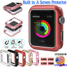 Magnetic Metal Bumper Case For Apple Watch iWatch Series 5/4/3/2/1 38 40 42 44mm