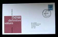 GB-1978-10.5p FDC-Philatelic Bureau Edinburgh