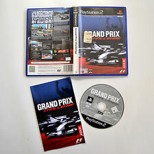 [ PS2 ] Grand Prix Challenge PAL Usato Con Manuale Buono Playstation 2