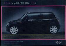 cartolina pubblicitaria PROMOCARD n.3281 CONCORSO MINI & ME AUTOMOBILE CAR