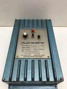 700335 Danfoss DC Drive VariSpeed 180   #7915