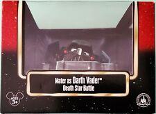 NEW! Disney Star Wars Weekends Mater as Darth Vader Death Star Battle Pixar Cars