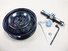 Genuine Nissan Qashqai J10 -2013 Spare Wheel Space Saver Kit Jack + Tool Kit