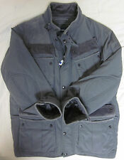 NWT Polo Ralph Lauren Golf Quilted Hunting jacket coat  Leather suede deco. XL