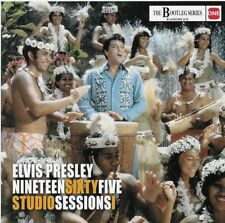 3 CD 's Elvis Nineteen sixty five studio sessions [CD elvisone part 1, 2 & 3]
