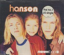 Hanson-MMMBop ° MAXI-SINGLE-CD da 1997 °