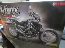 AOSHIMA  # 24942   1/12th SCALE YAMAHA VMAX 1200 MOTOR BIKE (NAKED BIKE SERIES)