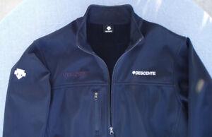 DESCENTE Men's Jacket. Heavy duty shell. Pro-Enhanced lining. Made in Canada.