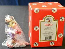 New Box Enesco Mickey&Co Series I'm In LOVE With YOU MICKEY w CANDY Figurine
