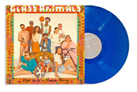 Glass Animals - How To Be A Human Being VMP Club Edition Blue Color Vinyl LP