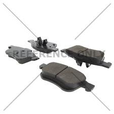 Disc Brake Pad-C-TEK Metallic Brake Pads Front Centric 102.17210
