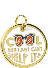 Collar Charm - Cool And I Just Can't Help It   Primitives by Kathy