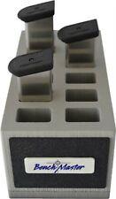 Benchmaster - Weapon Rack - Double Stack 9mm Magazine Rack - 12 Unit - Gun Safe