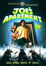 JOE'S APARTMENT (1996 Jerry O'Connell) - Region Free DVD - Sealed