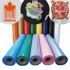 HTV Heat Transfer Vinyl Roll Permanent Adhesive T-Shirts Iron on Vinyl Heat Film