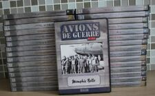 Lot 31  DVD AVIONS DE GUERRE Dont 29 Neuf