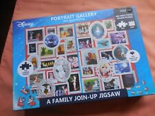 NEW M AND S DISNEY PORTRAIT GALLERY JOIN UP 600 PIECE PUZZLE