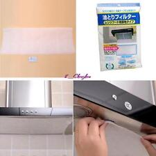 Universal Cooker Hood Extractor Fan Grease Filter Paper Home Kitchen Non-woven C