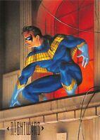 NIGHTWING / DC Comics Master Series (1994) BASE Trading Card #23
