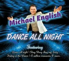 Michael English - Dance All Night CD 2015