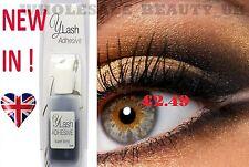 Eyelash Adhesive  15ml   BLACK EYE GLUE  Super Bond Semi-Permanent Individual