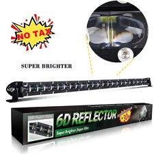 20inch LED Light Bar 180W Ultra Slim Off Road Light Bar Spot Flood Combo Light