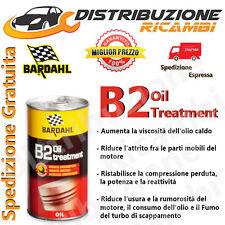 ADDITIVO BARDAHL B2 OIL TREATMENT – TRATTAMENTO MOTORI DIESEL E BENZINA 300ml