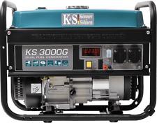KS3000G Stromerzeuger Könner & Söhnen Stromaggregat