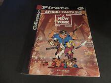 Spirou Et Fantasio No.39 1987 New York French Euro Comic Book French Tpb