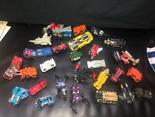 VTG Popy Bandai Go-Bot Robot Transformer Action Figures Lot Parts 1980s Cy-Kill
