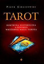 Tarot (okładka miękka) Gibaszewski Piotr