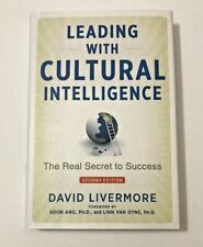 Leading with Cultural Intelligence: The Real Secret to Success - David Livermore