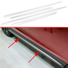 Door Side Body Chrome Molding Cover For Mitsubishi Eclipse Cross 2018-2020