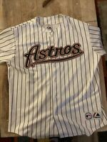Roger Clemens Houston Astros Large Jersey
