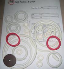 1973 Gottlieb Hot Shot Pinball Machine Rubber Ring Kit