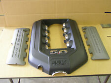 OEM 2011 - 2014 Mustang GT 5.0 Intake + Powered by Ford Coil Covers 2012 2013 GT